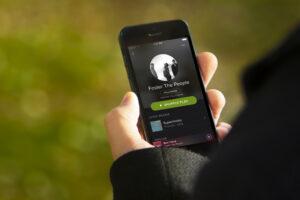 Spotify laat je nu ook zoeken op songwriters