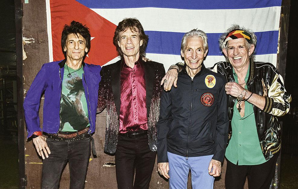 The Rolling Stones denken aan nieuw album (nieuws)   OOR Rolling Stones Nederland 2017