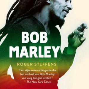 Boek: Bob Marley van Roger Steffens