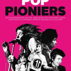 Boek: Poppioniers van Tom Steenbergen