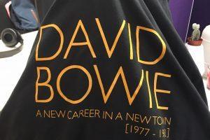 David Bowie boxset t-shirt
