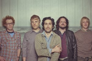Down By The River met o.a. Blitzen Trapper, The Deep Dark Woods, The Yawpers