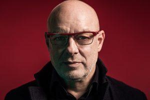 Brian Eno brengt audiovisuele installatie naar Amsterdam