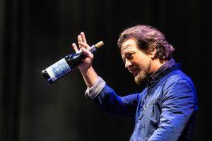Pearl Jam: kamerbreed tapijt in Ziggo Dome