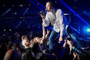 Arcade Fire in Ahoy: tussen groots en grootheidswaanzin