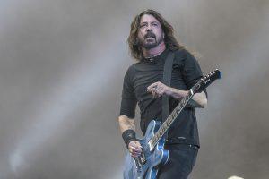 Foo Fighters hebben nieuw album af, zegt Dave Grohl