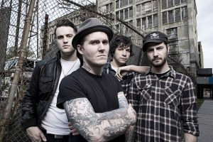 Win tickets voor The Gaslight Anthem in 013 + cd