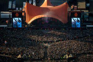 Roskilde: Eminem breekt alles records