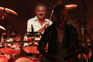Nick Mason in Carré: A Night at the Museum