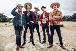 Vrolijk het weekend in met The Hillbilly Moonshiners