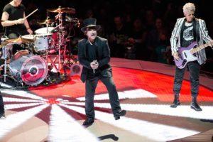U2: hemelvaart in Berlijn
