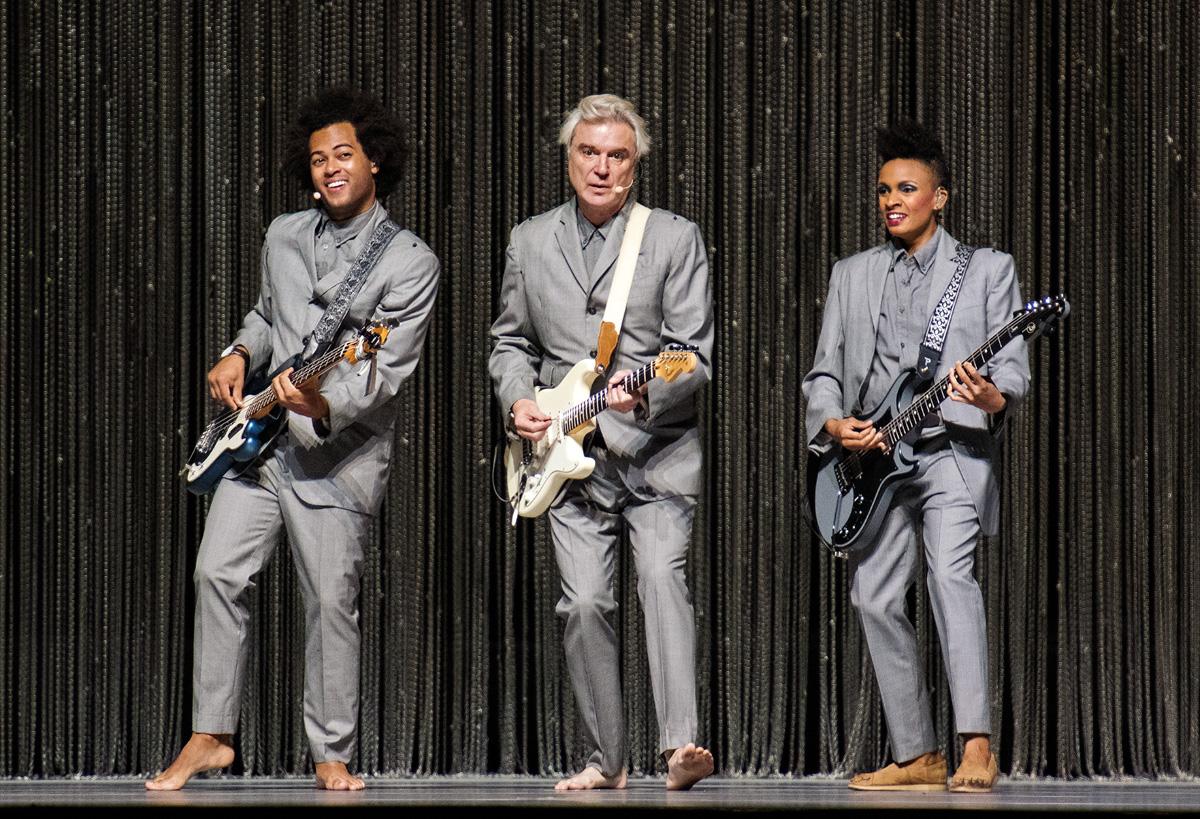 Recensie Totale Euforie Bij David Byrne In Afas Live