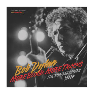 De 2LP More Blood, More Tracks van Bob Dylan