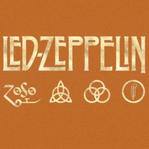 Het boek Led Zeppelin By Led Zeppelin