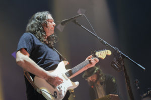The War On Drugs: elk akkoord een penseelstreek in Ziggo Dome