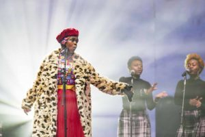 The Mis-Adoration Of Lauryn Hill in AFAS Live
