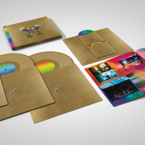 Luxe Boxset (3LP/2DVD) van Coldplay