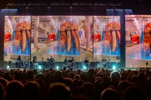 Massive Attack laat jarig Mezzanine tikken als een tijdbom