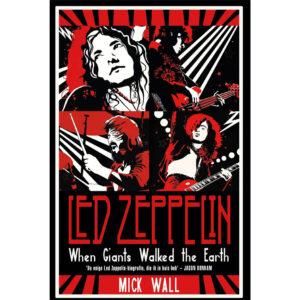 Het boek Led Zeppelin - When Giants Walked The Earth
