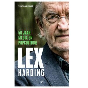 Het boek Lex Harding - 50 Jaar Media en Popcultuur