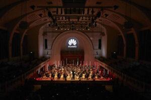 Kunstmatige intelligentie van Huawei maakt Schuberts Unfinished Symphony af