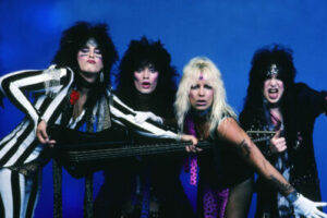 Mötley Crüe: het vuil, de stad & de dood
