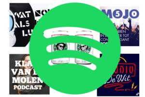 De vijf beste Nederlandse muziekpodcasts