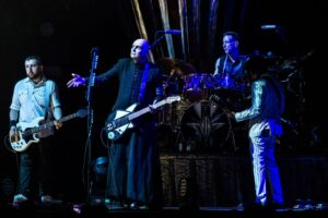Smashing Pumpkins is luid, rauw en intens in AFAS Live