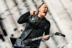 Metallica overdondert ook van een afstandje