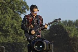 Muse als een hitkanon in het Goffertpark
