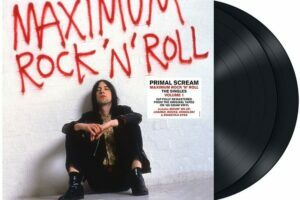Primal Scream - Maximum Rock 'N' Roll: The Singles Volume 1 (2LP)