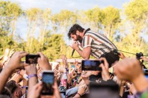 Alle concerten en festivals tot 1 juni afgelast