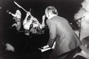 Elton John: de lancering van de Rocket Man