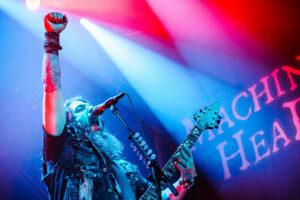 Machine Head zorgt voor brandende ogen in 013