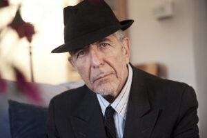 De 40 beste songs van Leonard Cohen