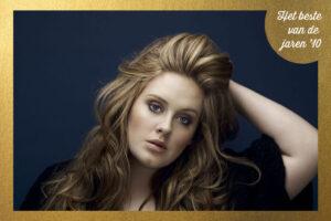 De 20 beste albums van de jaren '10: Adele - 21