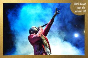 De 20 beste albums van de jaren '10: Kanye West - My Beautiful Dark Twisted Fantasy