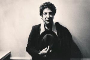 Onze eerste ontmoeting met Leonard Cohen in Nederland