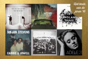 De 20 beste albums van de jaren '10