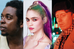 De 5 albums en tracks van deze week: Grimes, King Krule, Typhoon