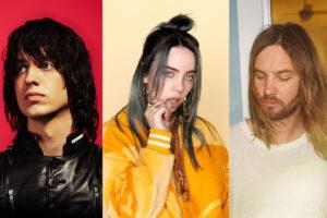 De 5 albums en tracks van deze week: The Strokes, Billie Eilish, Tame Impala en meer