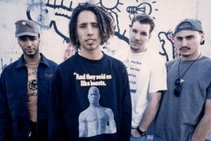Rage Against The Machine kondigt Europese data aan