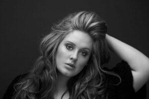 Het moment dat Adele haar tweede dagboek opensloeg (2011)