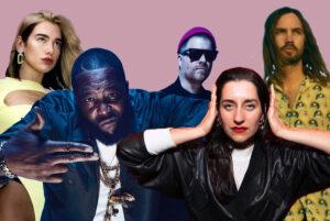 Onze favoriete albums van de eerste helft 2020