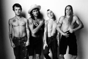 Red Hot Chili Peppers: drie pond aan lul en ballen (1989)