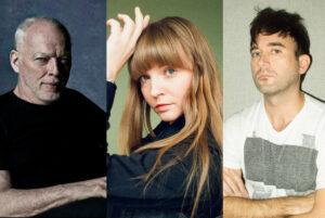 9 tracks: Sufjan Stevens, David Gilmour, Courtney Marie Andrews