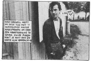 Fotostrip: OOR versus de moordlustige Stranglers (1977)