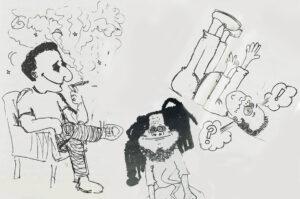 De grote wiettest met UB40: 'Goed interview dit!' (1983)