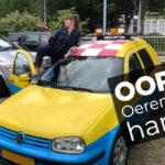 Marike Jager: 'Dit is een wagen met een functie, zeg maar'