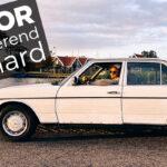 Tim Knol: 'Ik droomde vroeger al van deze Mercedes'